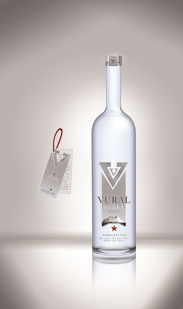 thumb Vural Vodka Design